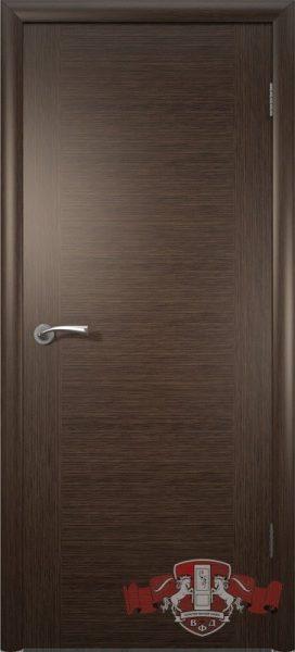 Дверь межкомнатная, 8ДГ4 венге