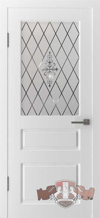 Межкомнатная дверь 15ДР0