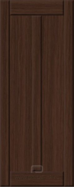 Межкомнатная дверь 2-6 ДГ Дуб коричневый