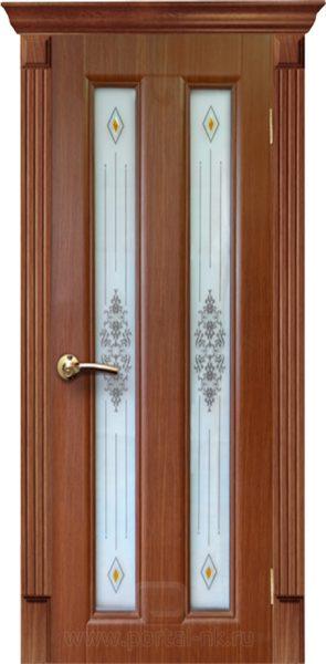 Межкомнатная дверь Екатерина 2 ДО