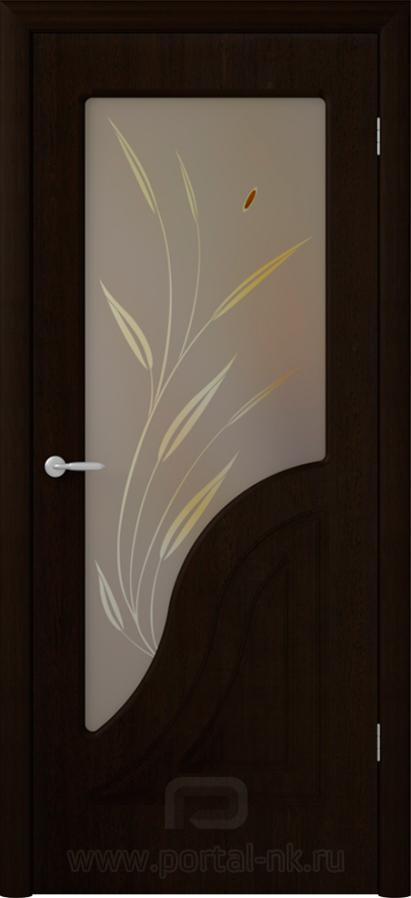 Межкомнатная дверь Флоренция ДО Венге
