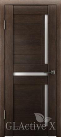 Межкомнатная дверь GLAtum X16 Венге