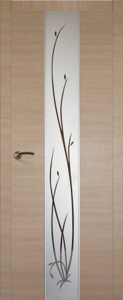 Межкомнатная дверь Галант ДО 3D Беленый дуб