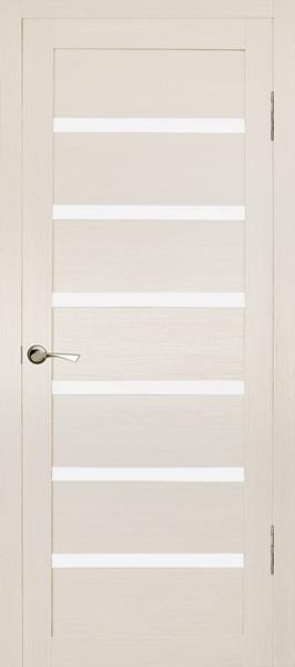 Межкомнатная дверь КЛ-7 Лиственница кремовая