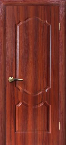 Межкомнатная дверь Канадка ДГ Темный орех