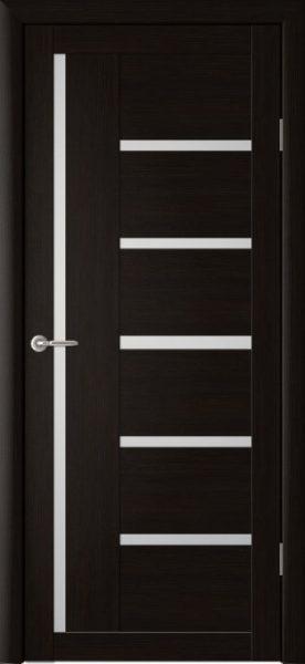 Межкомнатная дверь Мадрид ДО Кипарис темный