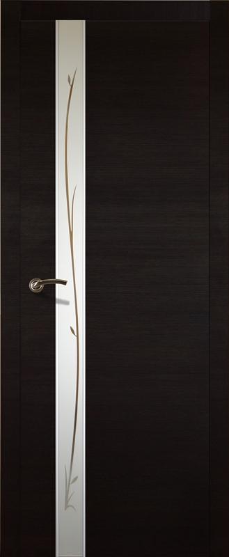 Межкомнатная дверь Маркиз 3D ДО Венге