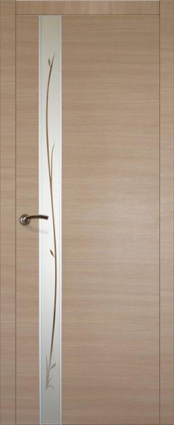 Межкомнатная дверь Маркиз 3D ДО Беленый дуб