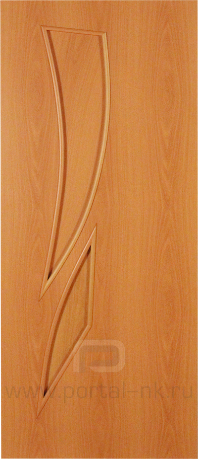 Межкомнатная дверь ПГ-012 Миланский орех