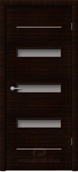 Межкомнатная дверь ПО-М5 Венге