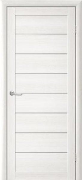 Межкомнатная дверь Тренд Т-1 Лиственница белая