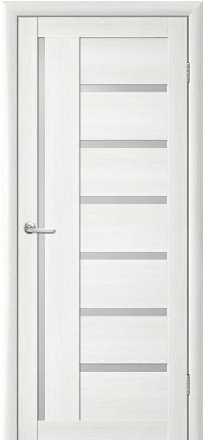 Межкомнатная дверь Тренд Т-3 Лиственница белая