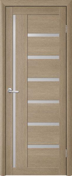 Межкомнатная дверь Тренд Т-3 Лиственница латте