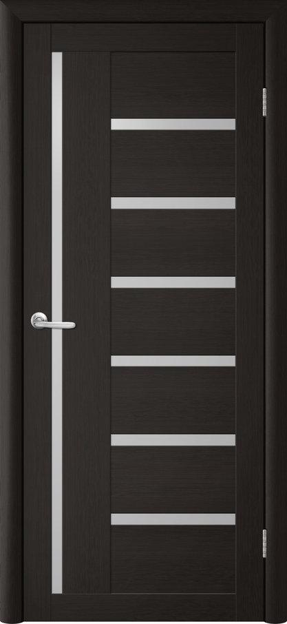 Межкомнатная дверь Тренд Т-3 Лиственница темная