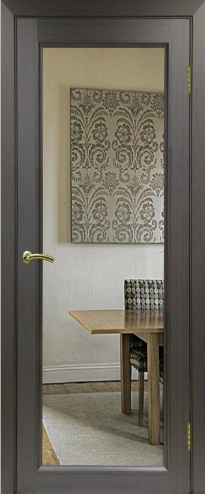Межкомнатная дверь Турин 501.2 Зеркало