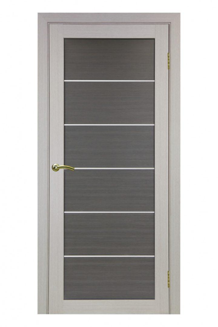 Межкомнатная дверь Турин 506.12 Лакобель белое