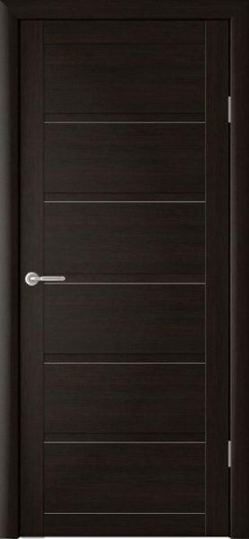 Межкомнатная дверь Вена ДГ Кипарис темный