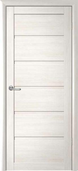 Межкомнатная дверь Вена ДО Кипарис белый