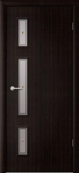 Межкомнатная дверь Вертикаль ДО Венге