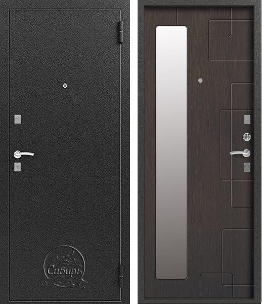 Входная дверь S 6 Венге