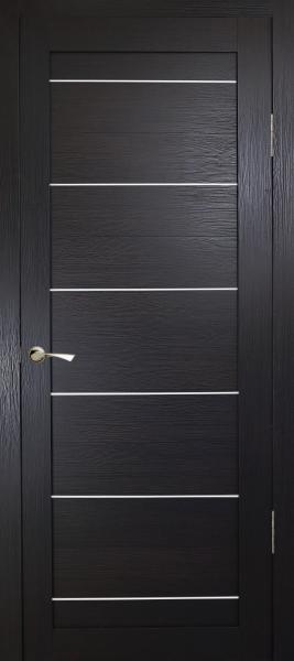 Межкомнатная дверь MaxDoors КЛ-71 Орех темный